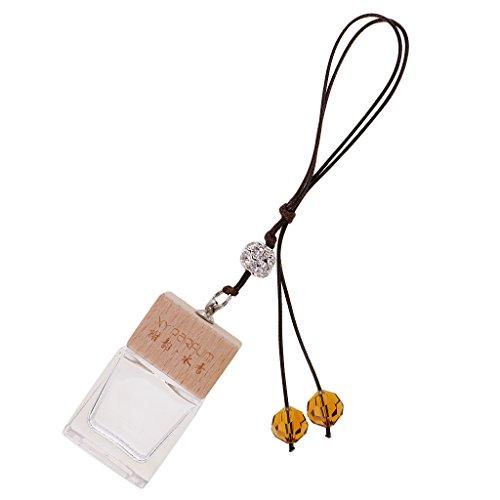 Gazechimp Botella de Perfume Difusor de Fragancia Ambientador de Aire Vintage y Diseño de Moda Adornos de Casa Coche - #2