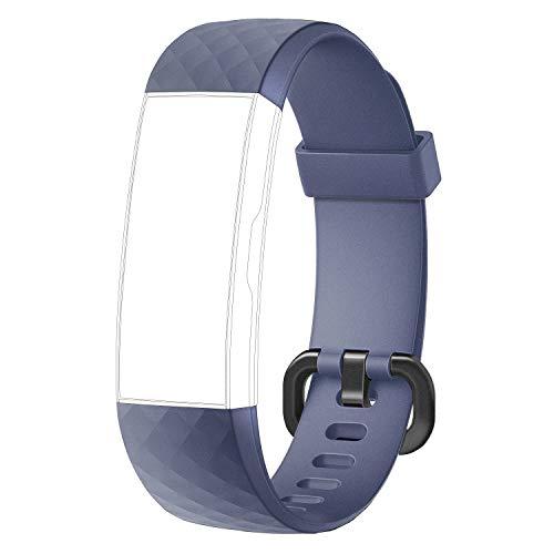 moreFit Sage Ersatzband, verstellbares Ersatzband Smart Wristbands (Blau)