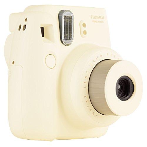 Fujifilm Instax Mini 8, Sofortbildkamera, Kamera, weiß -