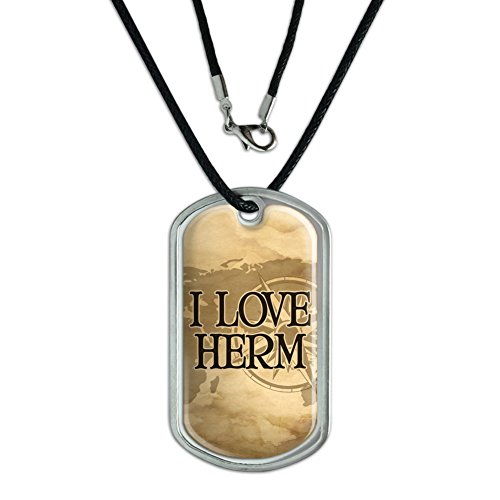 dog-tag-pendant-necklace-cord-country-ca-hu-herm