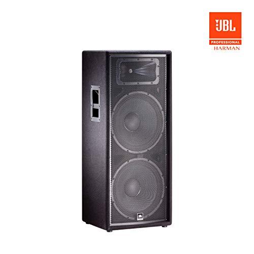 JBL JRX225 Live Sound Passive Speakers (Black)