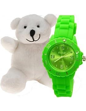 eisbããr 2680T7–Armbanduhr Kinder