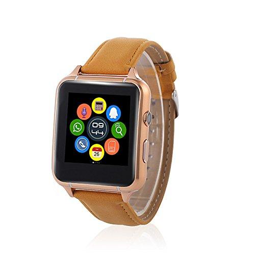LIANHUAJIEDAO Lemumu Smartwatch SIM-Karte/Video/Sport CameraAnti - verlorene Freisprechanlage Anrufe Schrittzähler schlafen Tracker für Android Handy