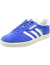 Adidas Mens Gazelle Super Suede Trainers