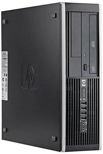 Pentium 4-ram (HP Compaq 6000 PRO SFF Desktop-PC (Intel Pentium Dual Core, 250GB HDD Festplatte, 4GB RAM, Windows 10 Home) Anthrazit (Zertifiziert und Generalüberholt))