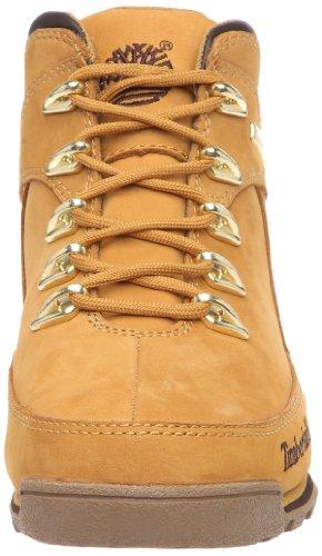 Timberland Ek Euro Rock Hiker, Boots homme Jaune (Wheat)