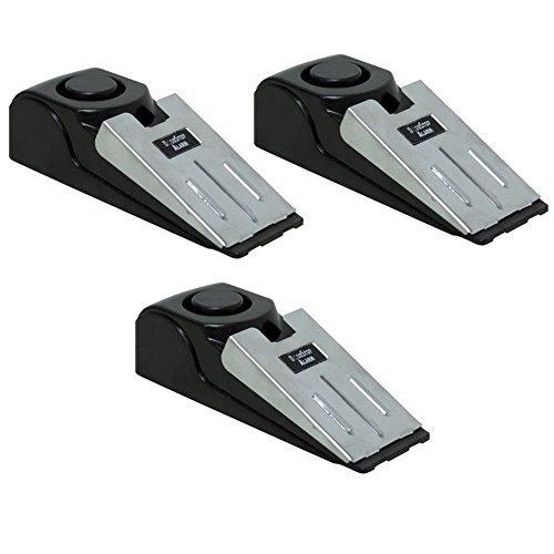 KYG Alarm-türstopper Set 120dB Türalarm Elektronischer Türstopper Alarm 3 Stück