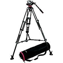 Manfrotto Video Set inkl. MVH502A Neiger, 546B Stativ und Tasche
