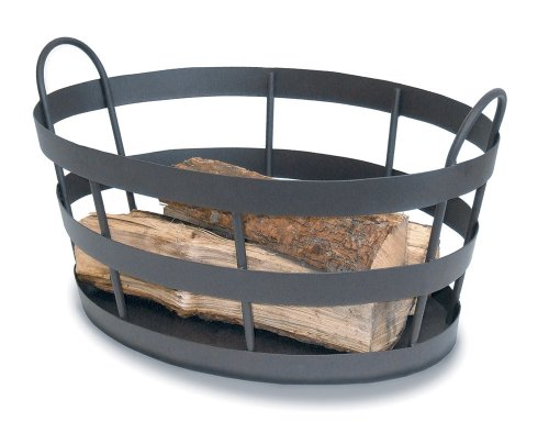 Log Bin (Minuteman International bin-02g Shaker Log Bin)