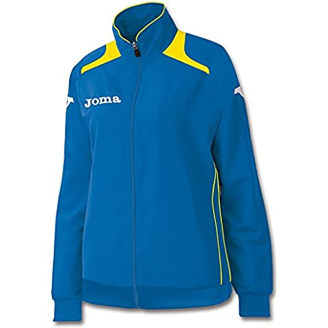 Joma - Chaqueta champion ii woman poly royal-amar para mujer
