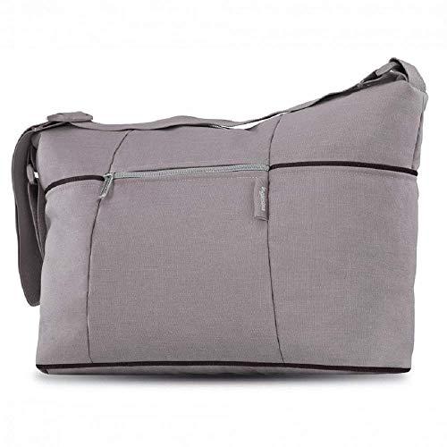 Inglesina borsa day bag, organizer per passeggino con fasciatoio, sideral grey