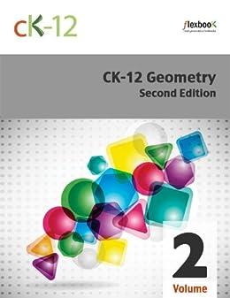CK-12 Geometry - Second Edition, Volume 2 Of 2 von [CK-12 Foundation]