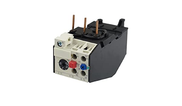 JRS2-25 2.5A 3 Pole 1.6-2.5A Current Range 1NO 1NC Thermal Overload Relay