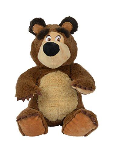 Simba 109301034 - Mascha Bean Bag Bär, 20 cm