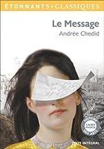 Le message de Andrée Chedid