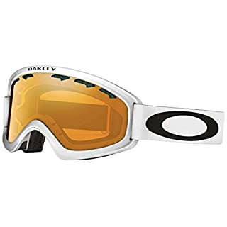 Oakley Uni Sportbrille 02 Medium 706602 0, Weiß (Matte White/Violetiridium), 99
