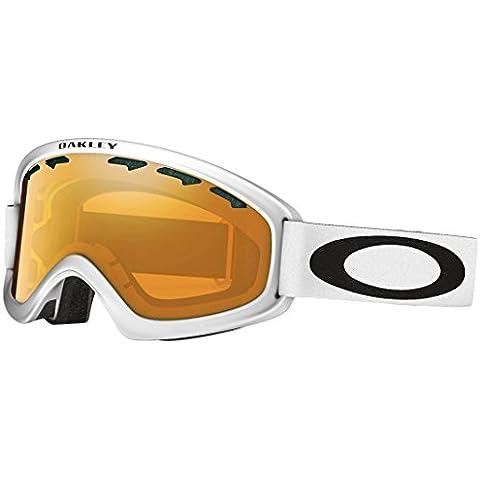 Oakley Skibrille O2 XL - Gafas de esquí, color blanco mate, talla Talla única
