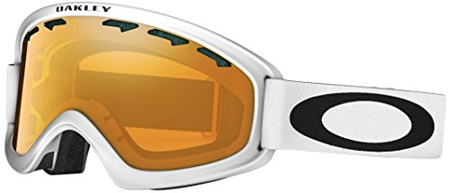 Oakley Uni 02 Medium 706602 0 Sportbrille, Weiß (Matte White/Violetiridium), 99