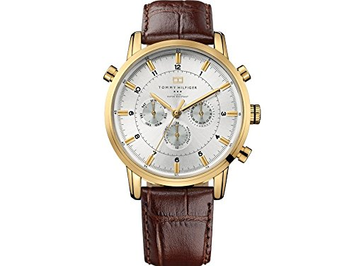 Tommy Hilfiger Multi-Colour Dial Analogue Watch for Men (TH1790874J)