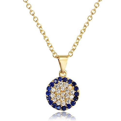 LindaCase Charm Halskette Anhänger, Damen Geburtstag Geschenke, Damen Schmuck, Geschenke für Mädchen