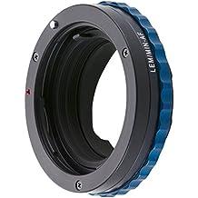 Novoflex Fuelle adaptador M39rosca a Sony Alpha/Minolta af-lens con anillo de Control de apertura (leimin-af-nt)