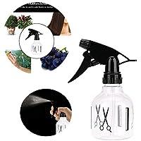 Hilai 300ml Anself Botella de Spray 300ml Pulverizador de Rociar Agua para Peluquería Salón Peluquero pulverizador de agua de flor