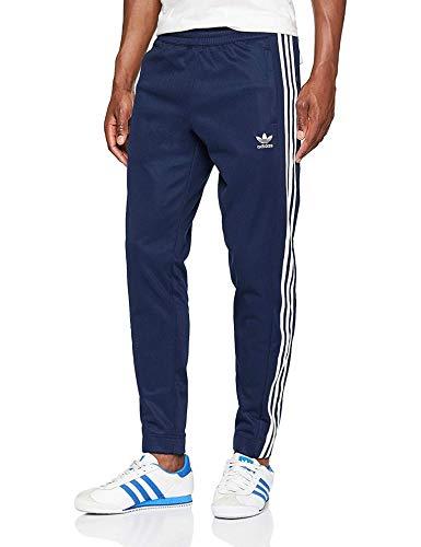 adidas Snap Pants Hose, Herren XS Braun (Maruni) -