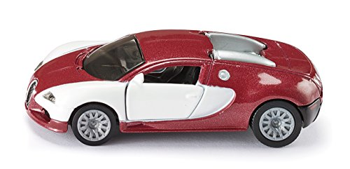 Preisvergleich Produktbild Siku 1305 - Bugatti EB 16.4 Veyron (farblich sortiert)
