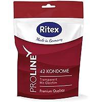Ritex PROLINE Kondome, Gefühlsintensiv, Mega-Pack, 42 Stück, Made in Germany preisvergleich bei billige-tabletten.eu