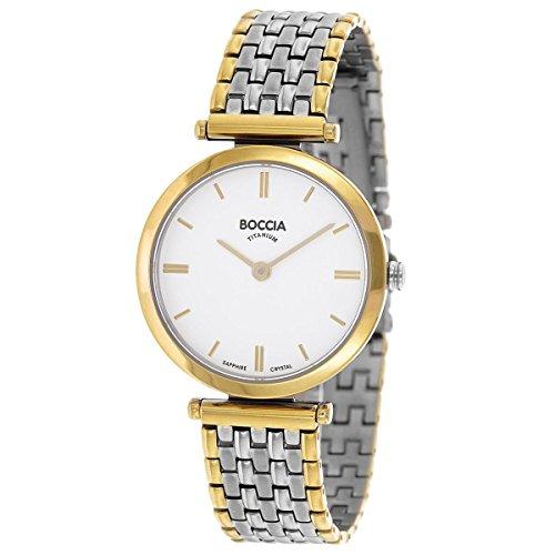 Boccia Women's Watch 3253-05