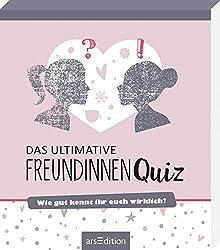 Das ultimative Freundinnen-Quiz: Wie gut kennt ihr euch wirklich?
