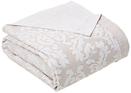 Sheridan doppelt 25% Polyester 75% Baumwolle Roper Kreide Bettbezug