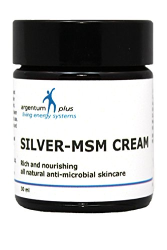 Silber-MSM Crème 30 ml