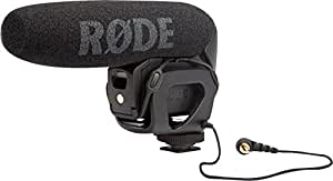 RØDE VideoMic Pro Compact Directional On Camera Microphone