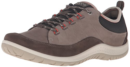 Ecco Damen Aspina Outdoor Fitnessschuhe, Grau (56610dark Clay/Warm Grey), 41 EU