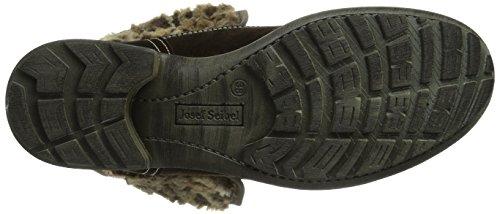 Josef Seibel Sandra 04 Damen Combat Boots Braun (330 moro)