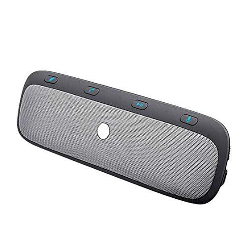 Altavoz Bluetooth Reproductor de Coche Sombrilla Llamada con Manos Libres Navegación inalámbrica...