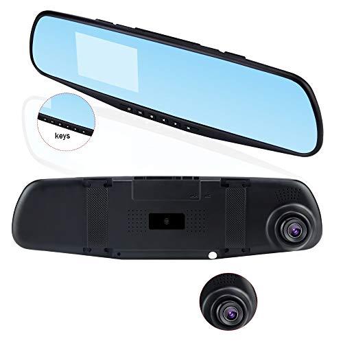 Auto Dvr Dash Cam Recorder Rückspiegel Digital Video Portable Recorder Videokamera Full Hd 1080p Auto Dvr Digital Audio Portable Dvr