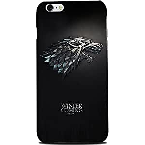CASE U GOT Winter is Coming Stark Case for iPhone 6 Plus