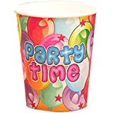 Set Of 15 Birthday Party Paper Cups Pour les enfants Party Decor