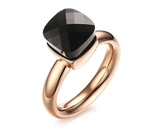 vnox-delle-ragazze-delle-donne-nero-della-pietra-preziosa-in-oro-rosa-aggancio-di-cerimonia-nuziale-