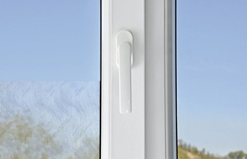 Film auto-adhésif décoratif pour vitre et fenêtre - ''Vagues''