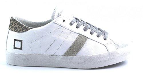 D.A.T.E. Sneaker - weiß Weiß