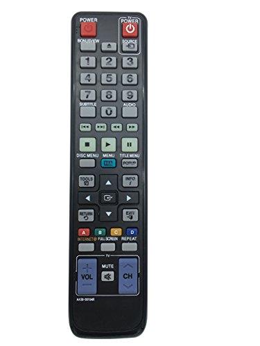 Vinabty replaced Blu-Ray Fernbedienung AK59-00104 fit für Samsung BLU-RAY BD-P4600 BD-C5500 BD-C6900...