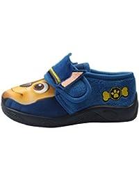 TimberlandWoodman Park A13Xw - Zapatillas de casa Unisex Niños, Color Negro, Talla 27