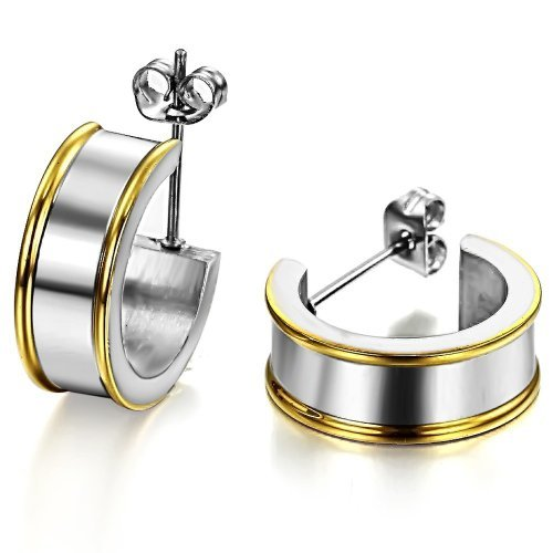 nia-era-personalizado-titanio-acero-plano-pulido-pendientes-de-aro-c-hoop-pendientes