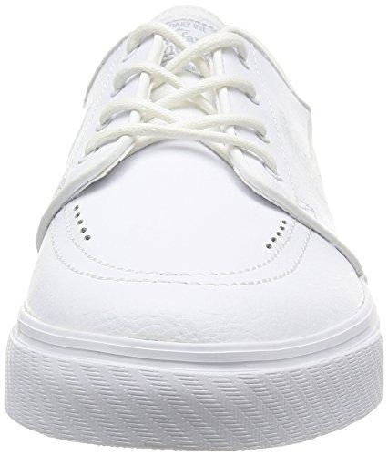 Nike SB Zoom Stefan Janoski Leather Summer 2015 White/white-wolf grey