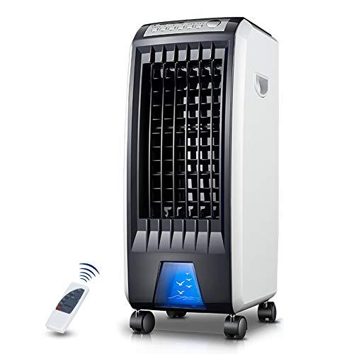 CAIJUN Klimaanlage Innen Kühlung Tragbar Fernbedienung Luftreinigungsapparat Sturm Wenig Lärm, 3 Windgeschwindigkeit