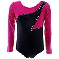 6c27599c5 Amazon.co.uk  Red - Leotards   Girls  Sports   Outdoors