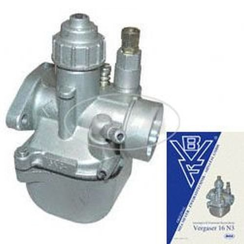 Carburateur BVF 16 N3-11 pour Schwalbe KR51/1, Duo - (HD67)